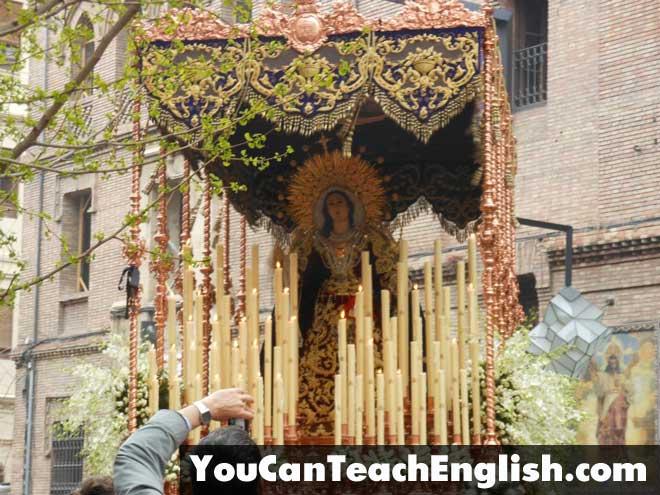 Teach English Spain Culture