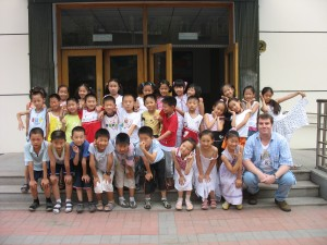 Teach English in China with Gordie Rogers