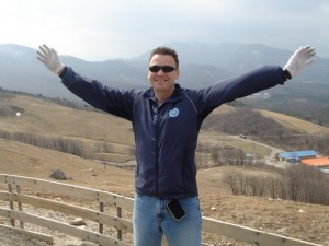 Teach English in Korea with David Deubelbeiss