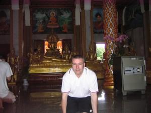 Teach English in Thailand Mark Reynolds