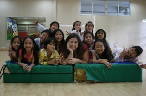 Teach English in Thailand with Amanda Dorough
