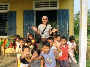 Teach English in Vietnam with Sherry Ott