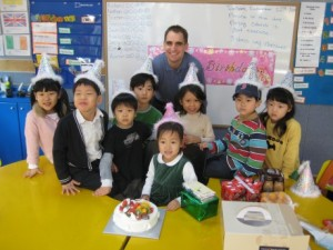 Teach English in Korea with Jordan Lunan