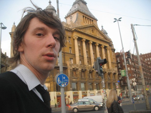 Teach English in Hungary, Interview with Peter Wylde