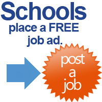 Schools Place a FREE TELF Job Advertisement