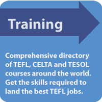 TEFL CELTA TESOL Training Courses