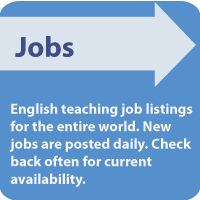 TEFL Job Listings Around the World