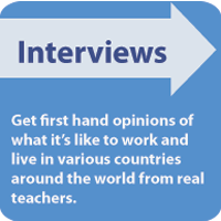 TEFL Teacher Interviews