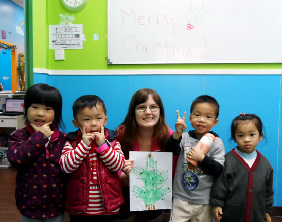 Teach English in Hong Kong