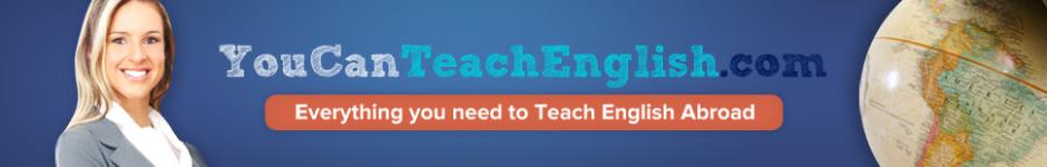 YouCanTeachEnglish.com