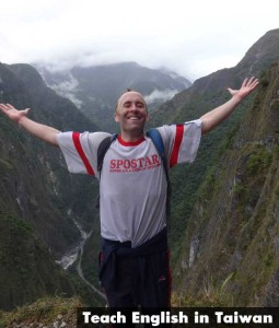 Teach English in Taiwan – Interview with Joshua Dent